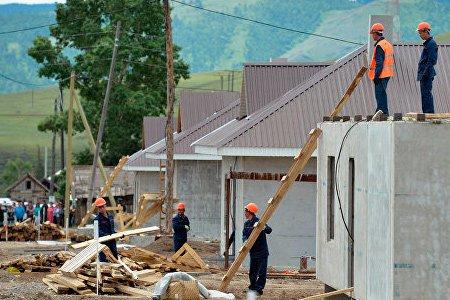 Минстрой отчитался об окончании строительства жилья для погорельцев в Забайкалье