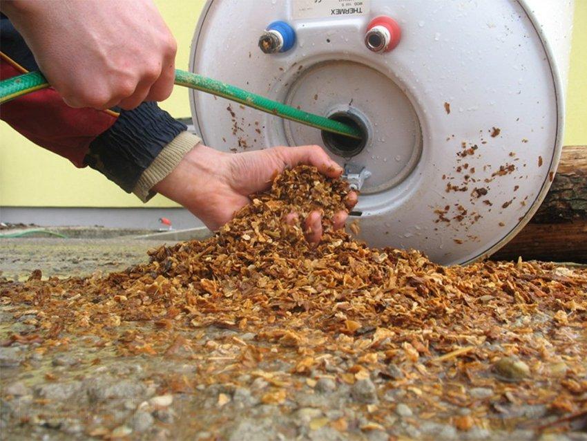 Чистка водонагревателя своими руками термекс 107