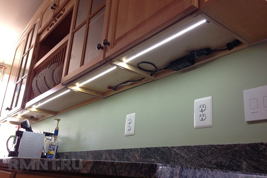 Как сделать освещение в доме и квартире RMNT.RU