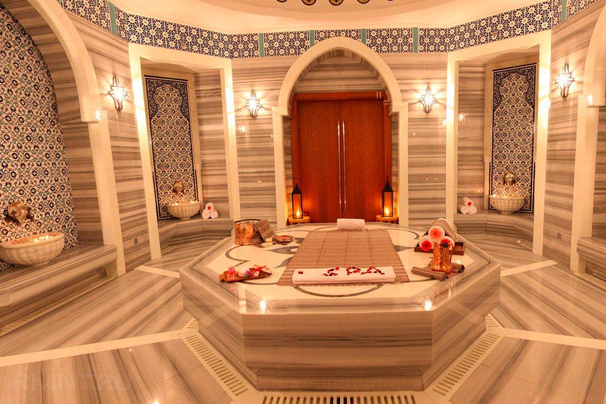 Особенности и принципы создания турецкой бани. Как построить хамам своими руками.
