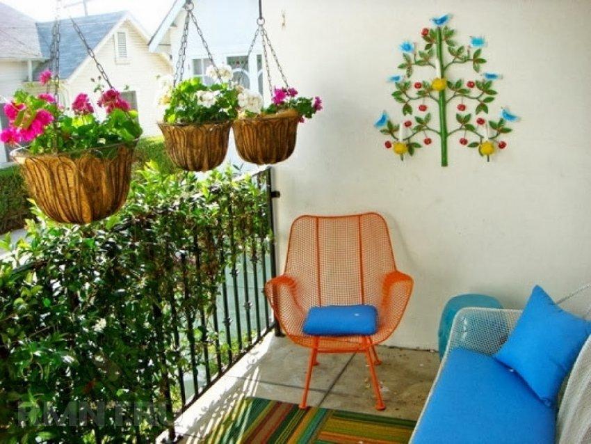 Как сделать сад на балконе rmnt.ru.