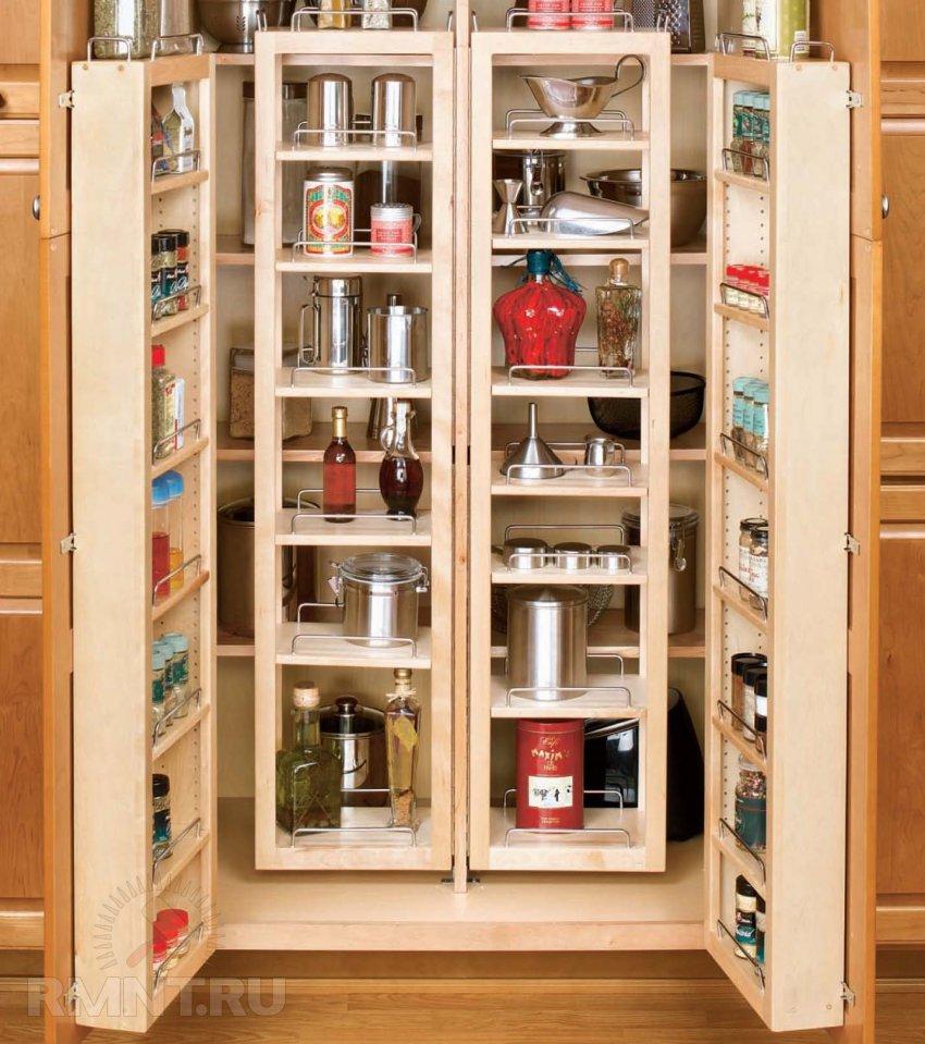 Кухонный шкаф своими руками (53 фото как сделать шкафчики на кухню) 72
