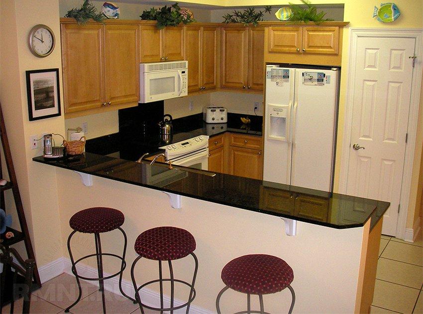 Барная стойка на кухне своими руками 148