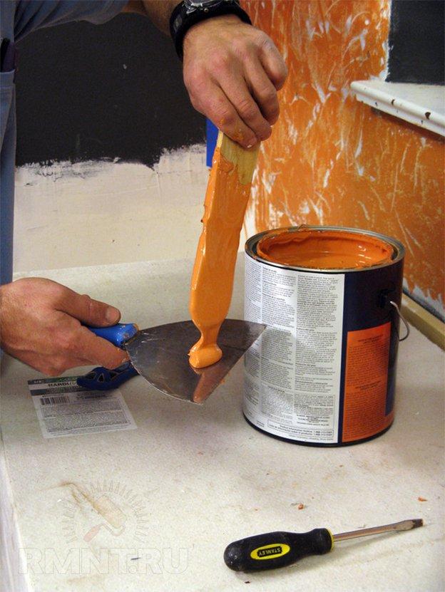 Как наносить венецианскую штукатурку своими руками
