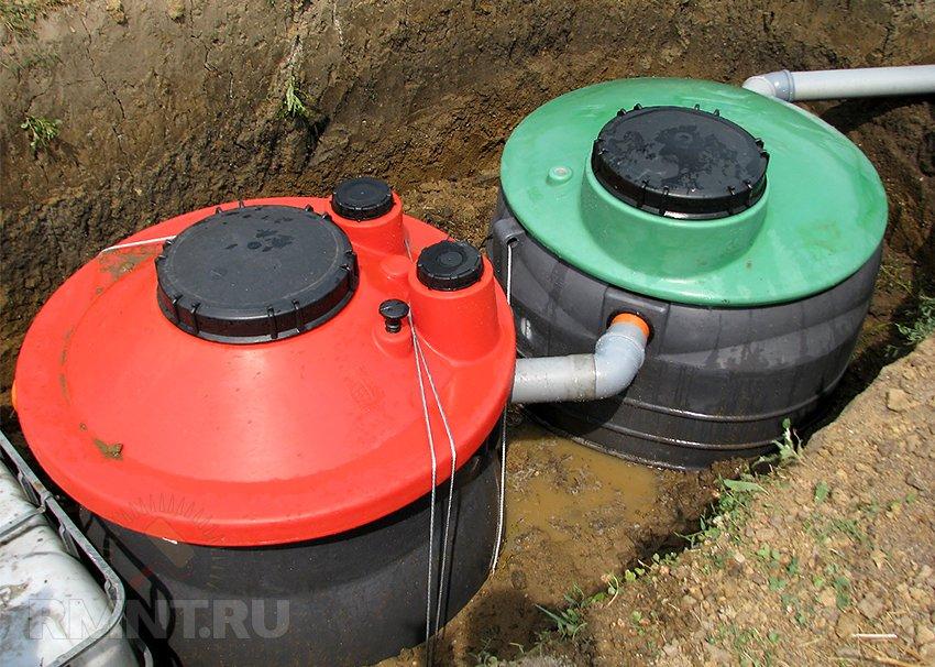 Системы очистки сточных вод для