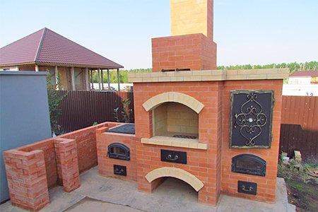 Барбекю своими руками форум камины дровяные металлические российского производства