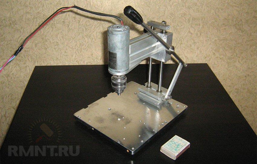 Станок для сверления печатных плат своими руками фото 442