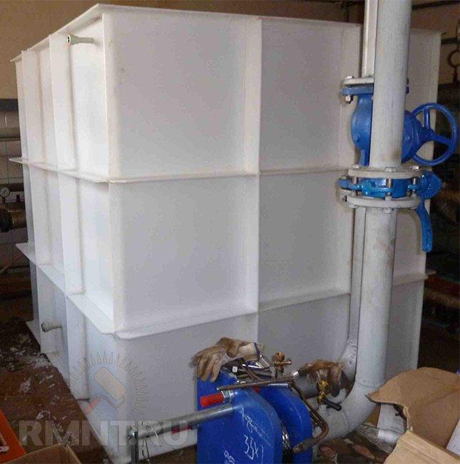 Установка насосной станции в подъезде: решение перебоев в водоснабжении