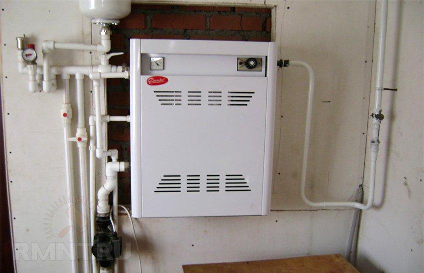 Как выбрать настенный газовый котел для отопления частного дома