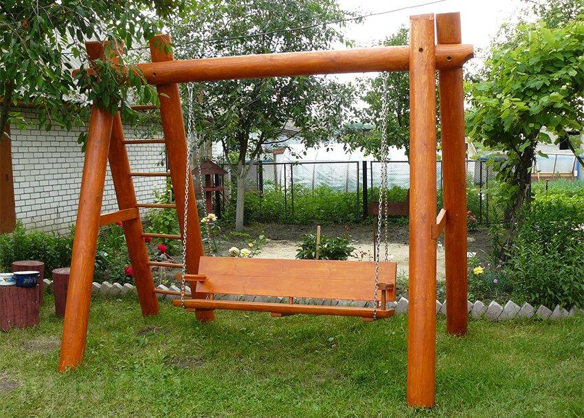 Площадка для деревянной лестницы своими руками фото 933