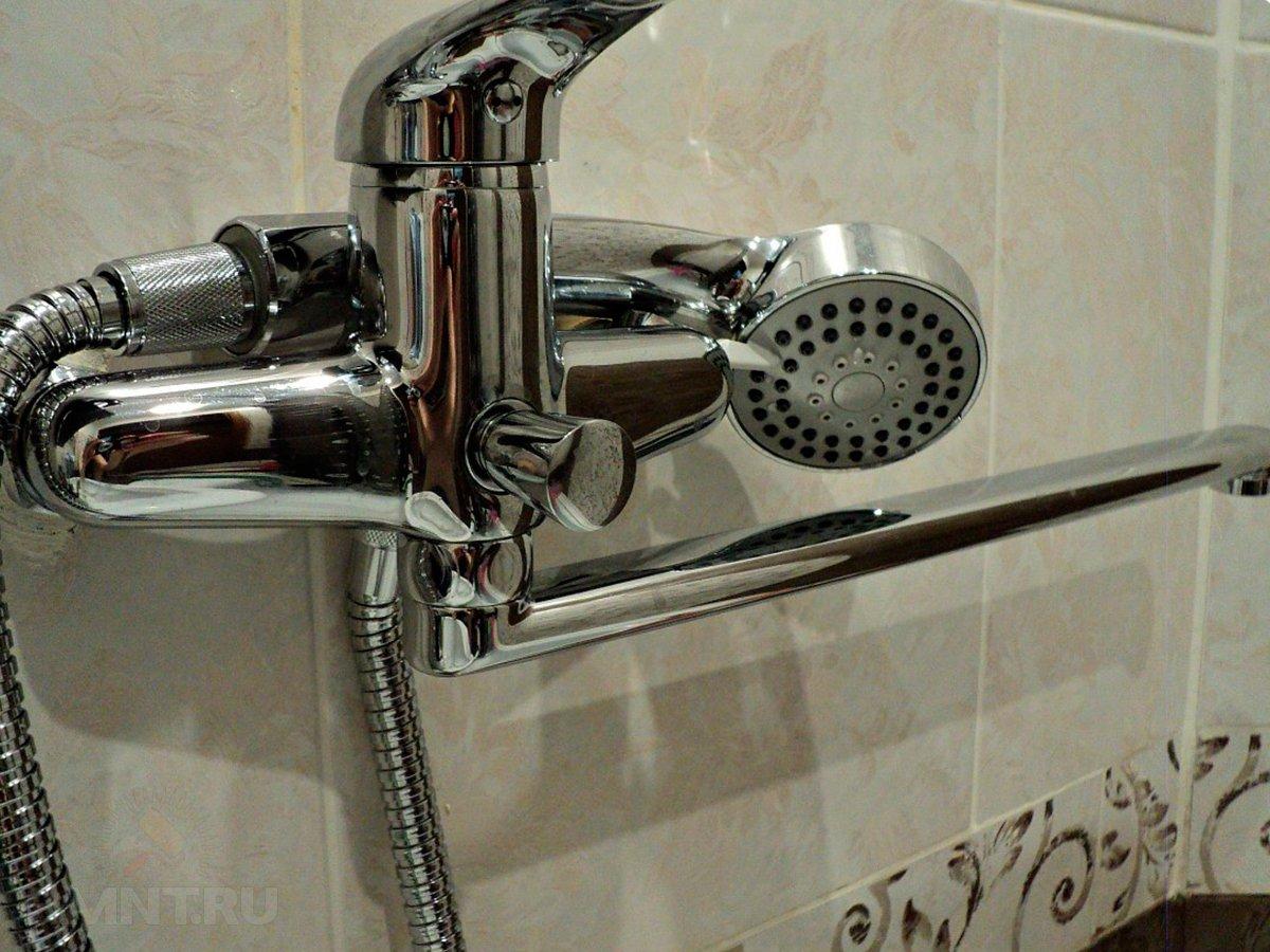 Переключатель Ванна-душ: типы, неисправности, ремонт
