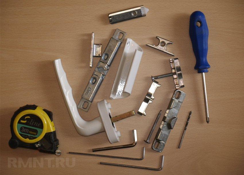 Замена резинки на пластиковых окон своими руками