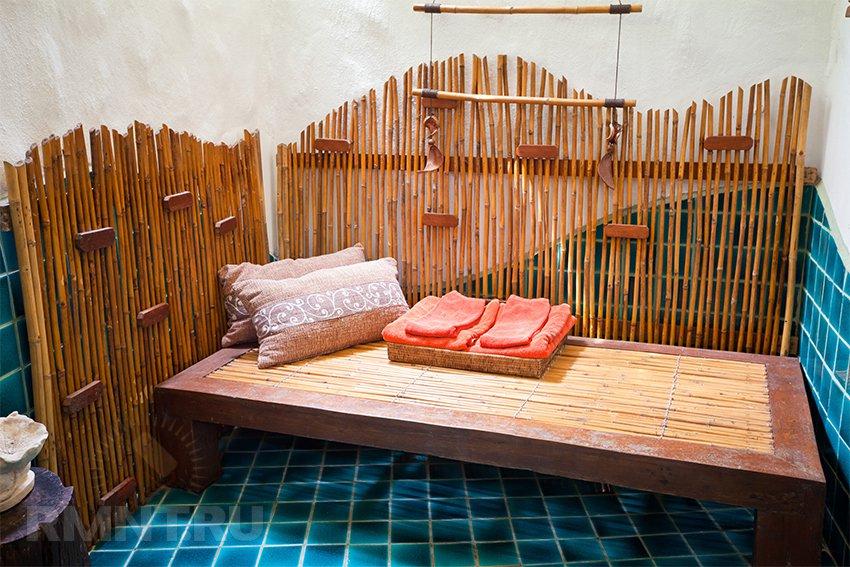 7 оригинальных идей обустройства интерьера бани