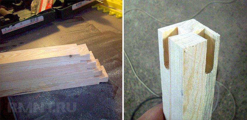 Соединения деревянных деталей своими руками 35