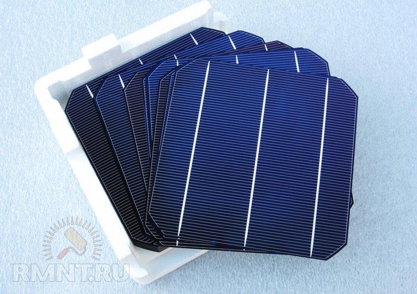 Электроснабжение при помощи солнечных батарей
