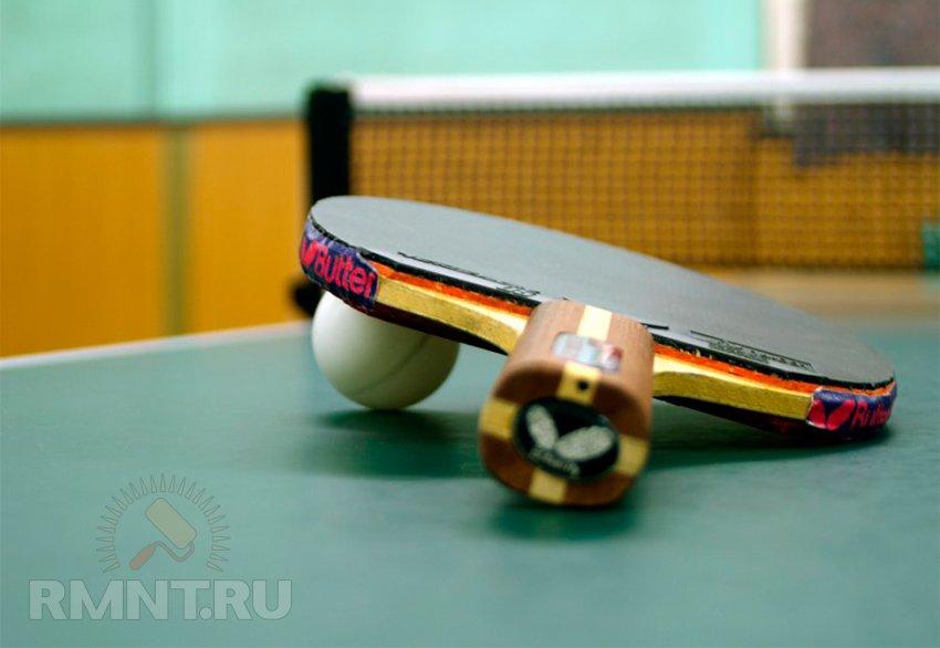 Всепогодный теннисный стол своими руками: чертежи, размеры