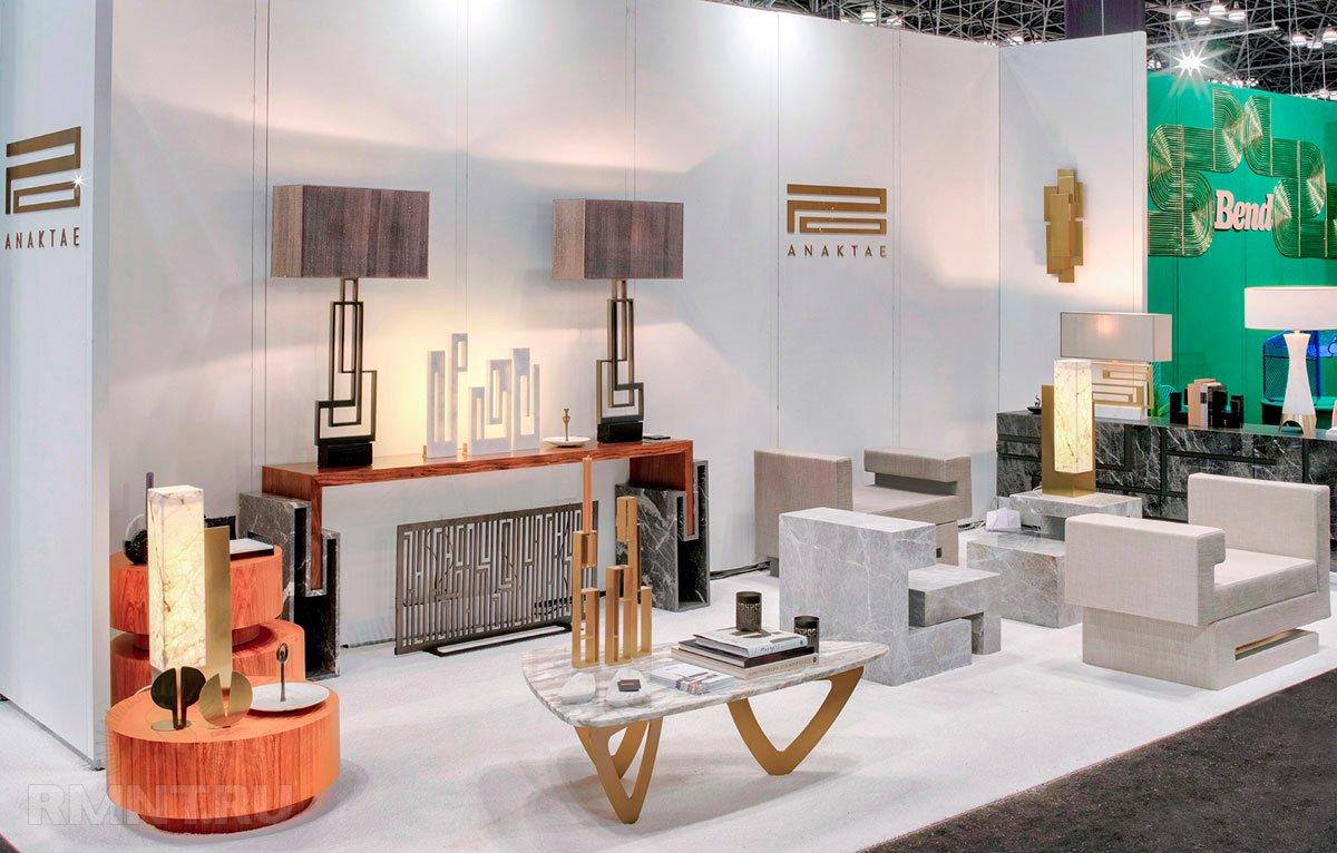 Тренды выставки современной мебели ICFF