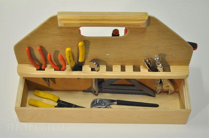 Ящик для инструментов. Чертеж. доска Pinterest Tool storage