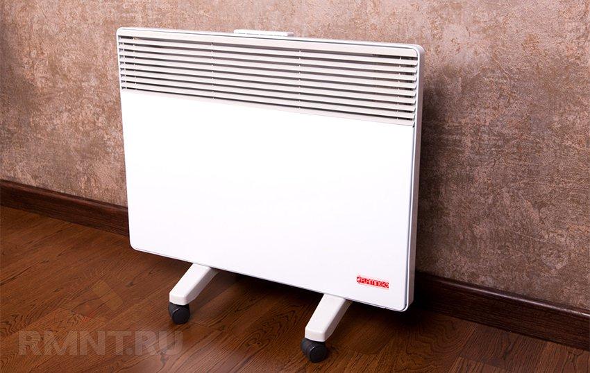Как выбрать электрический настенный конвектор для отопления дома