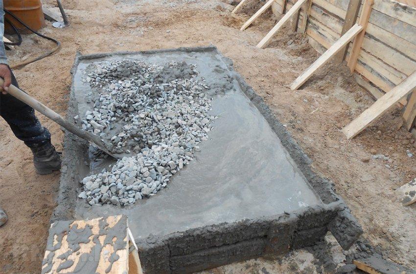 Правильный бетон своими руками 349