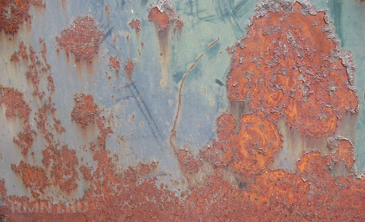 Как и чем покрасить металл по ржавчине