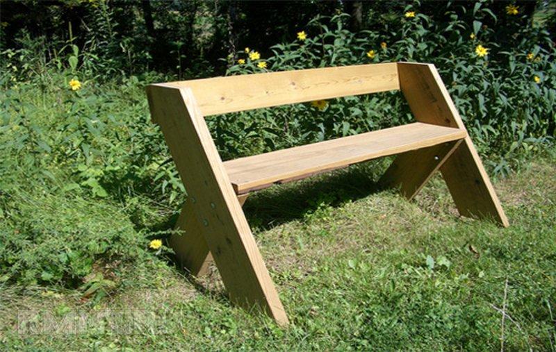 Садовая стол для дачи своими руками 307
