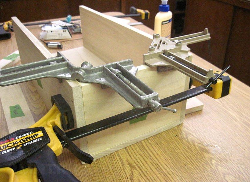 Ящик для инструмента своими руками