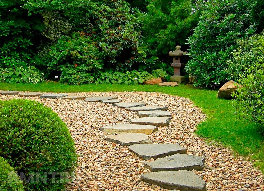16 идей для обустройства оригинальных садовых дорожек