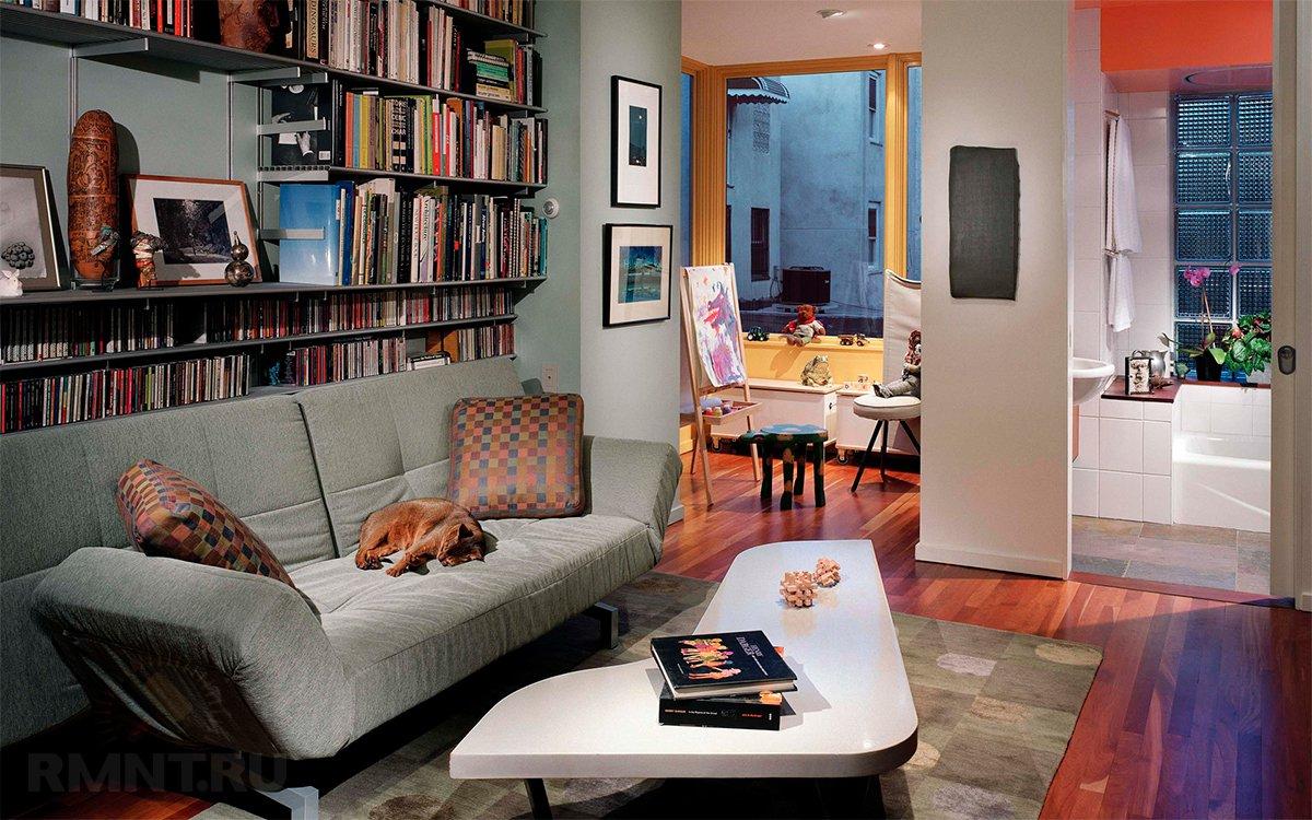 10 идей оформления интерьера гостиной