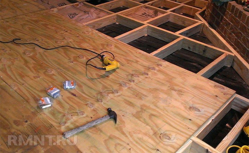 Как сделать расчет деревянных балок перекрытия
