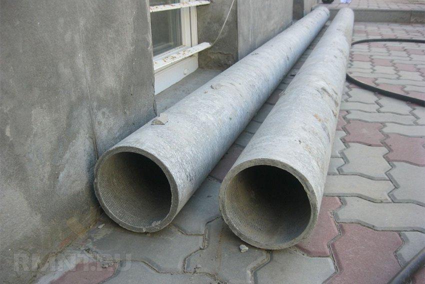 Купить асбестовую трубу для дымохода в ростове собрать трубы дымохода