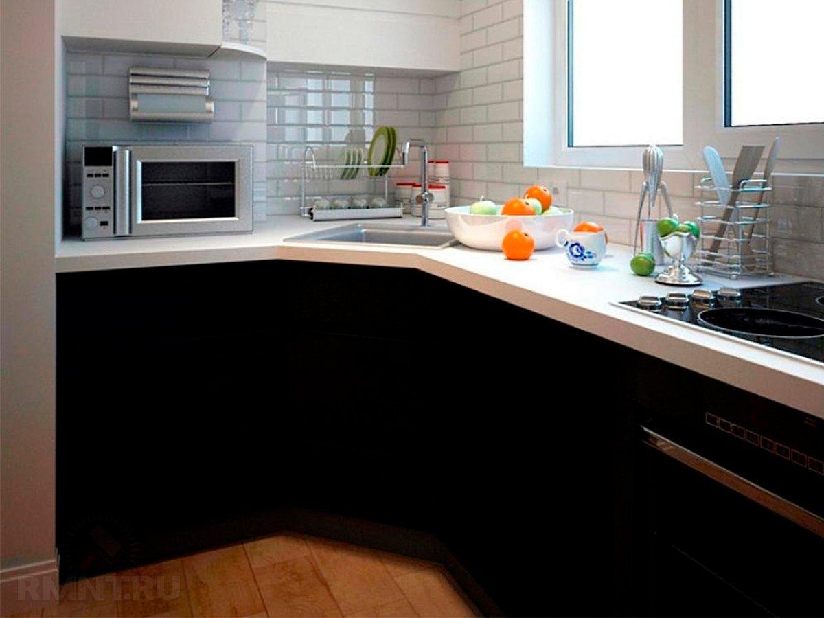 Объединённая с кухней лоджия: фото и примеры дизайна rmnt.ru.