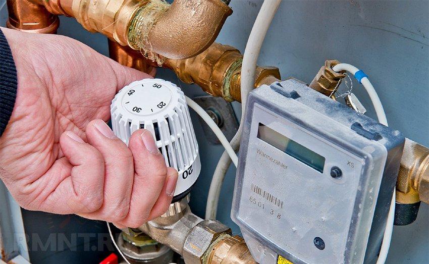 Подключение тёплого пола к системе отопления