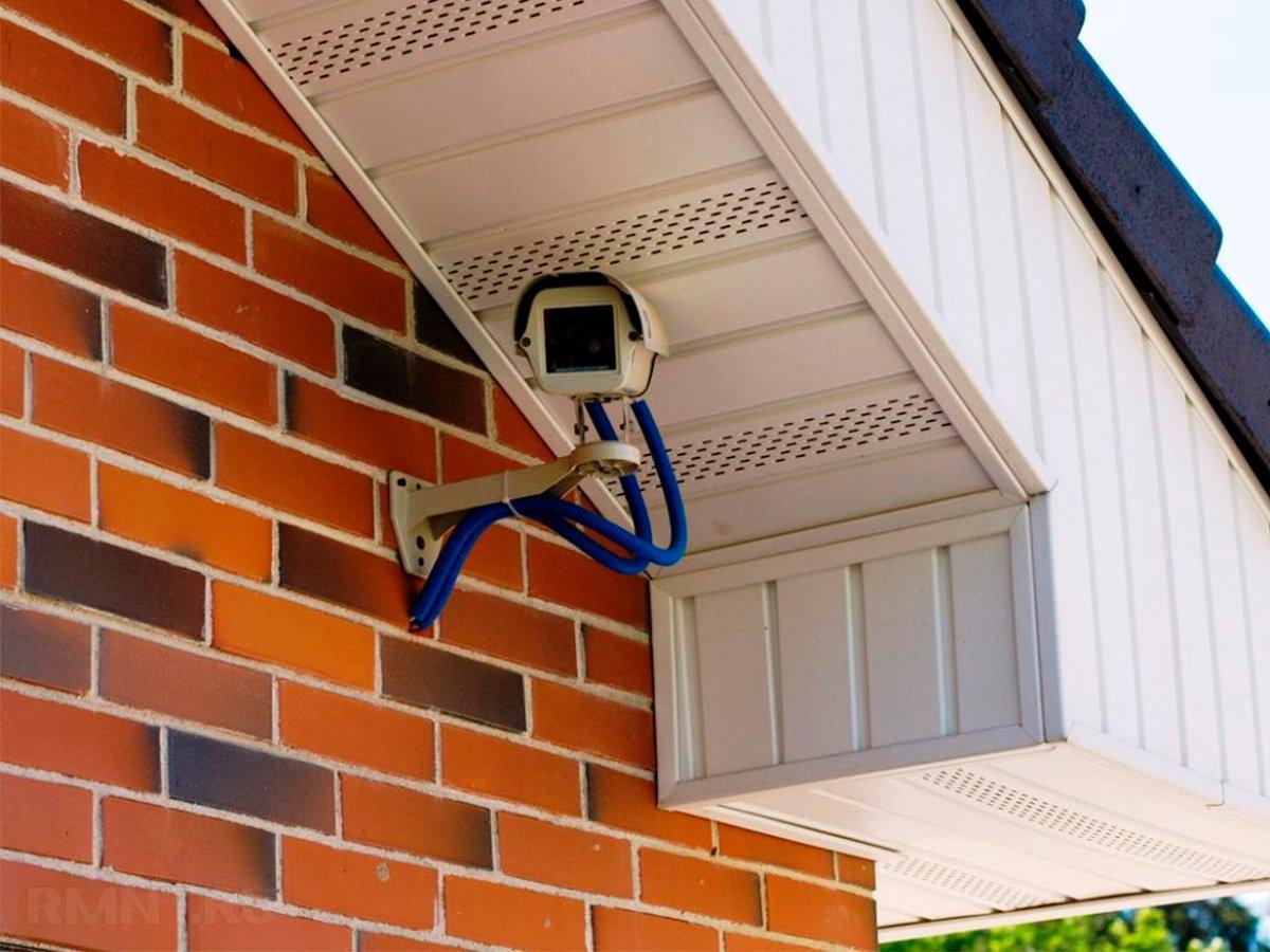 Организация видеонаблюдения на даче своими руками 1