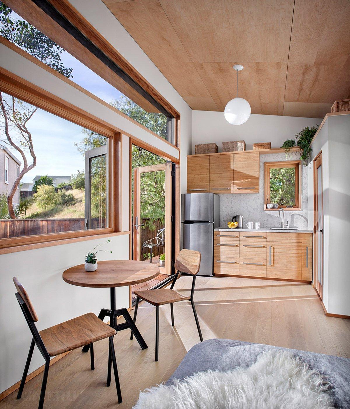 Дизайн маленьких загородных домов