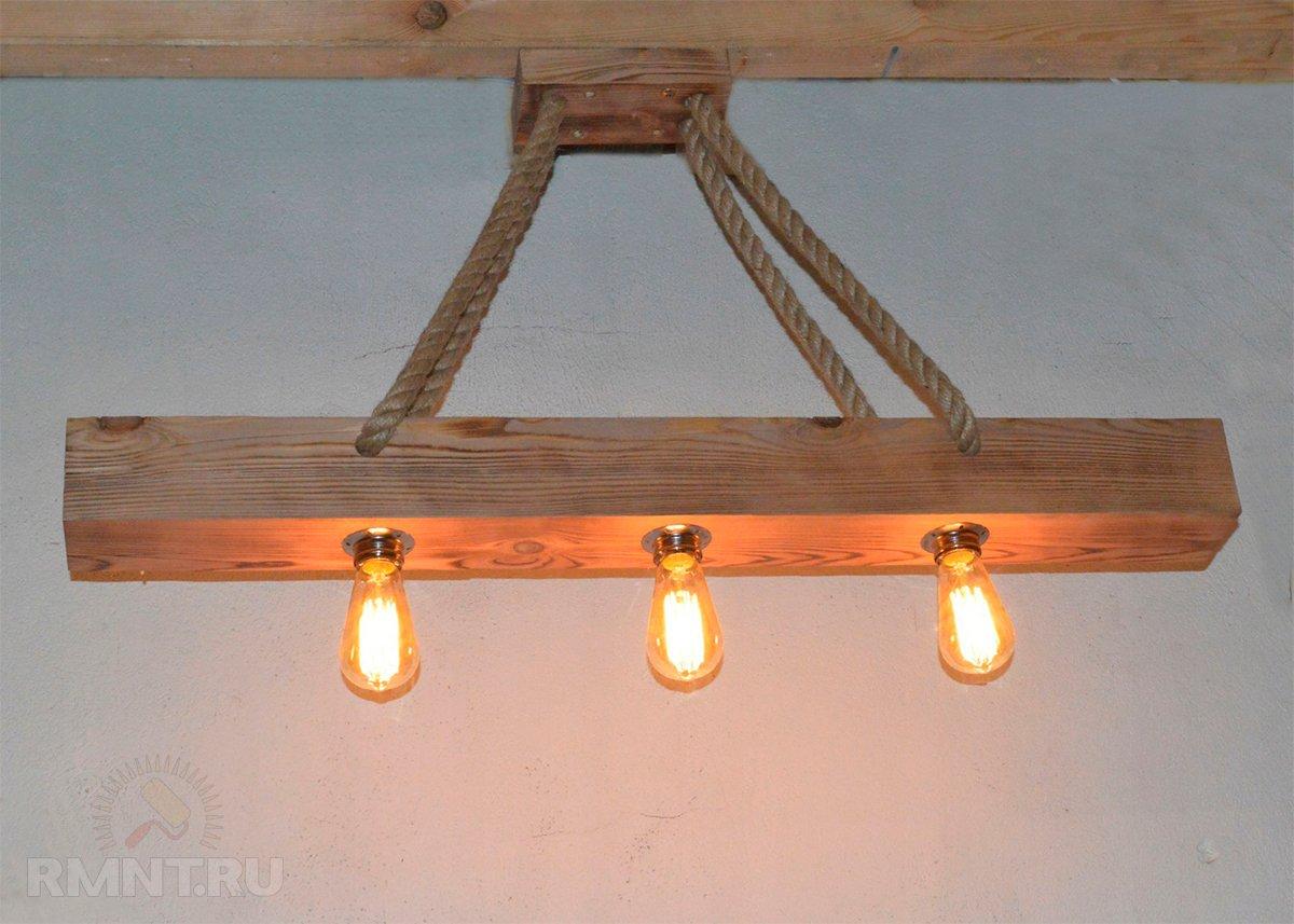 Лампы в стиле ретро: плюсы, минусы, примеры