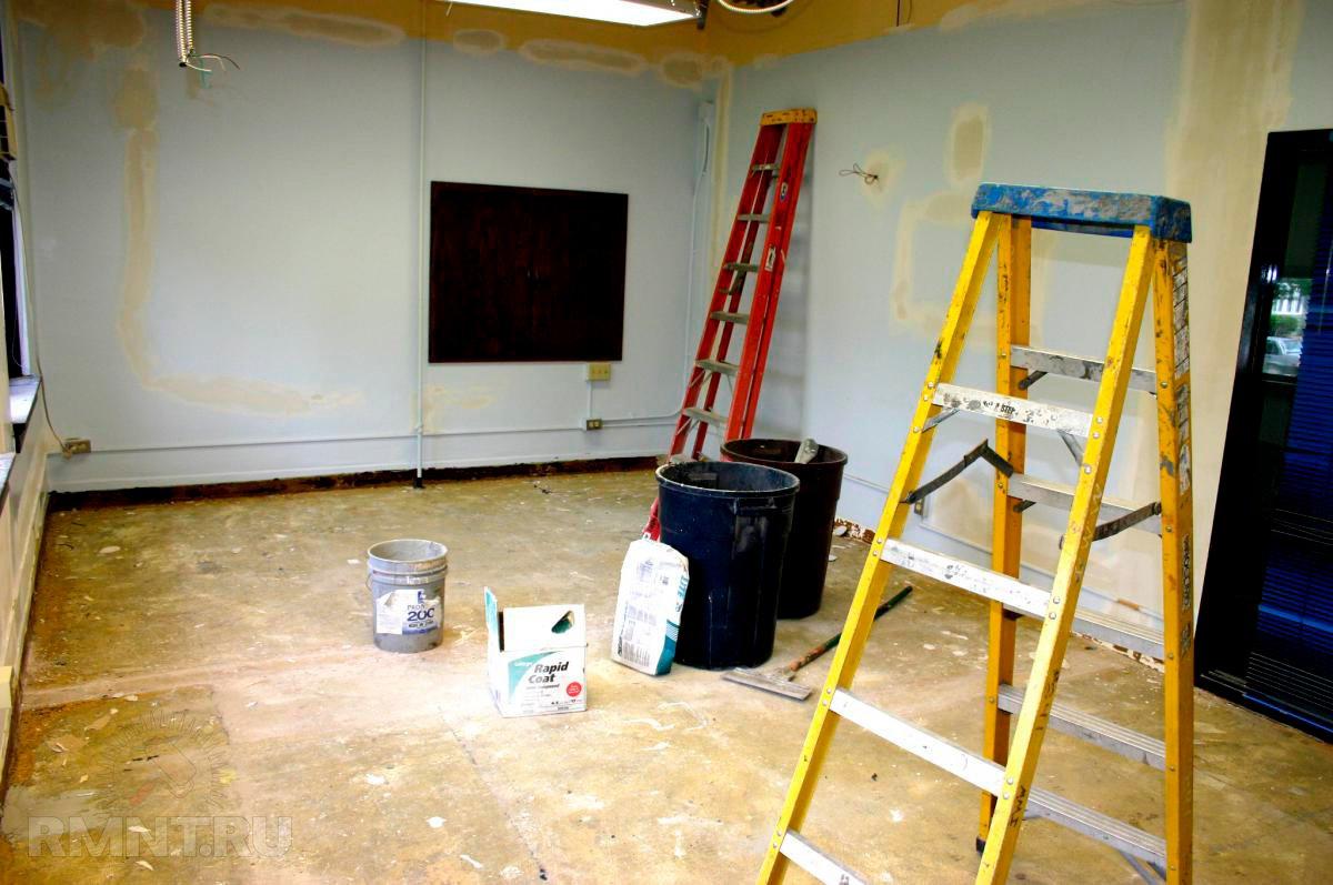 Какие ремонтные работы уменьшают площадь квартиры