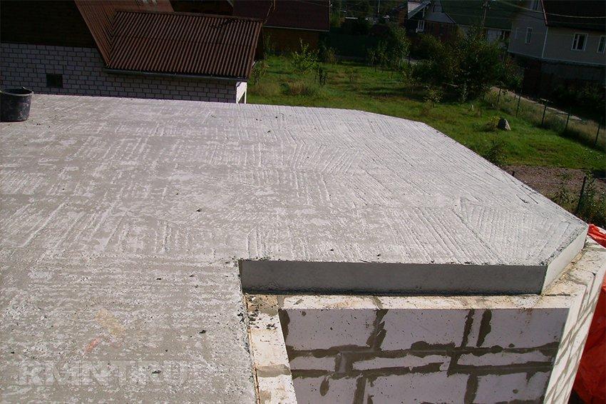 Плита бетонная перекрытия своими руками.