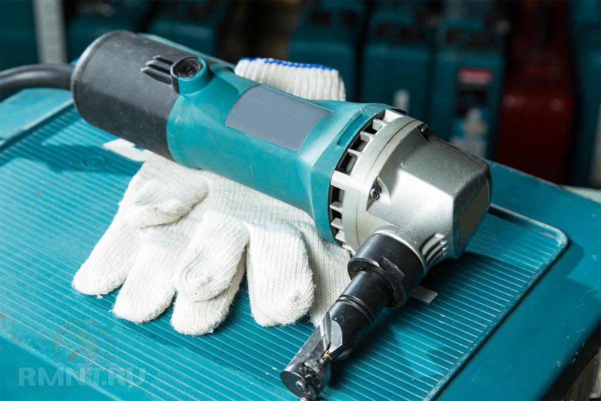 Как отрегулировать зазор ножницы ручные электрические шлицевые