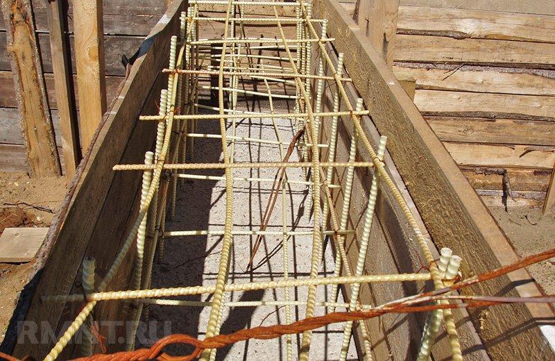 Новинки рынка строительных материалов: композитная арматура
