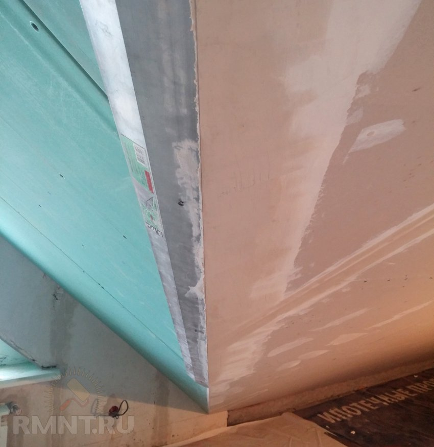 Как обшить стены и потолок гипсокартоном своими руками фото 215