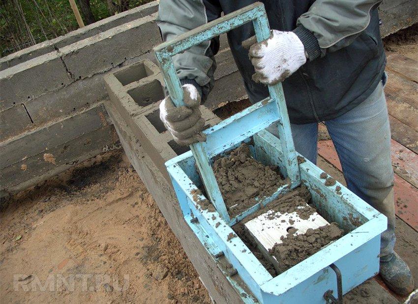 Как построить дом из блоков своими руками пошаговая инструкция с фото