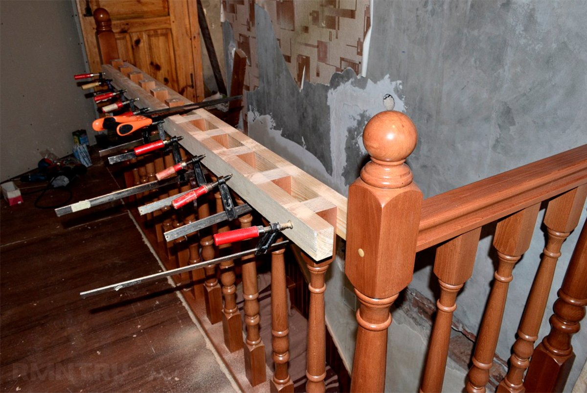 Крепление лестниц своими руками 389