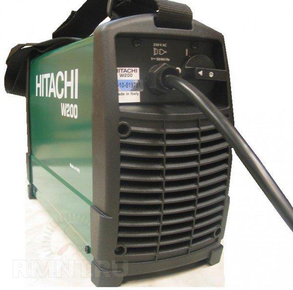 Hitachi W200 TIG/MMA