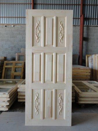 Предлагаем со склада в п. Молоково Ленинского райцона МО новый вид товара- деревянные резные двери.