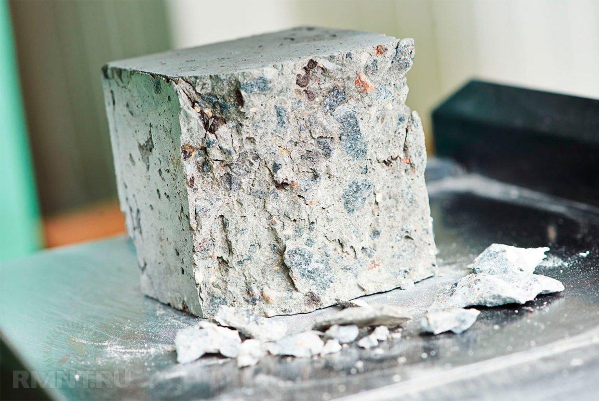 Как бетон набирает прочность и как ускорить твердение