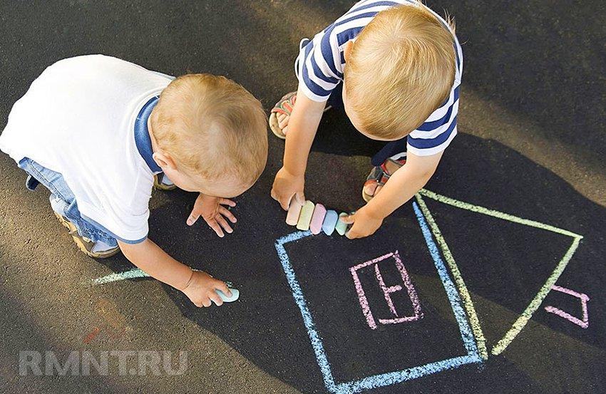 9 идей для обустройства детской зоны в саду