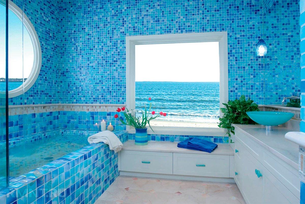 Уникальные идеи дизайна, как мы привыкли говорить, ванной комнаты