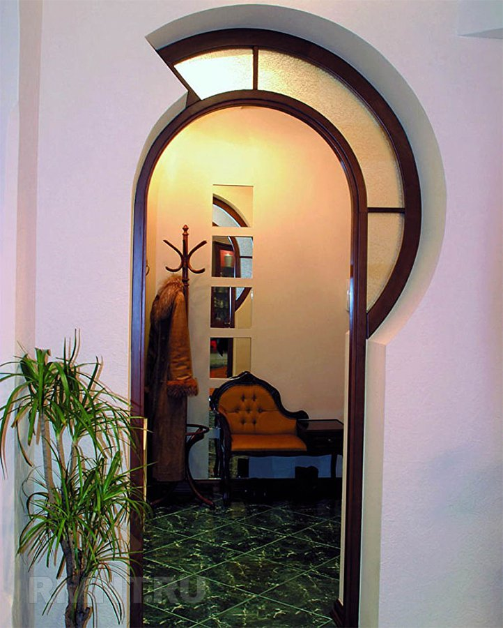 Дверной проём без двери