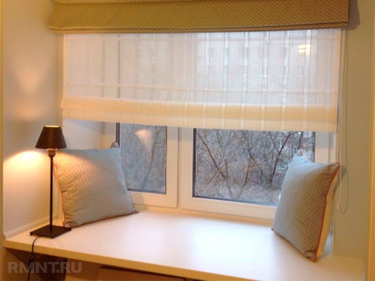 Тёплые, плотные, «зимние» шторы в интерьере